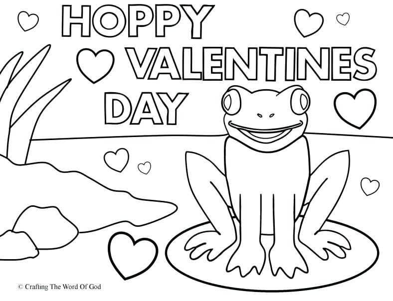 788x604 Valentines Day Coloring Book Valentines Day Color Pictures