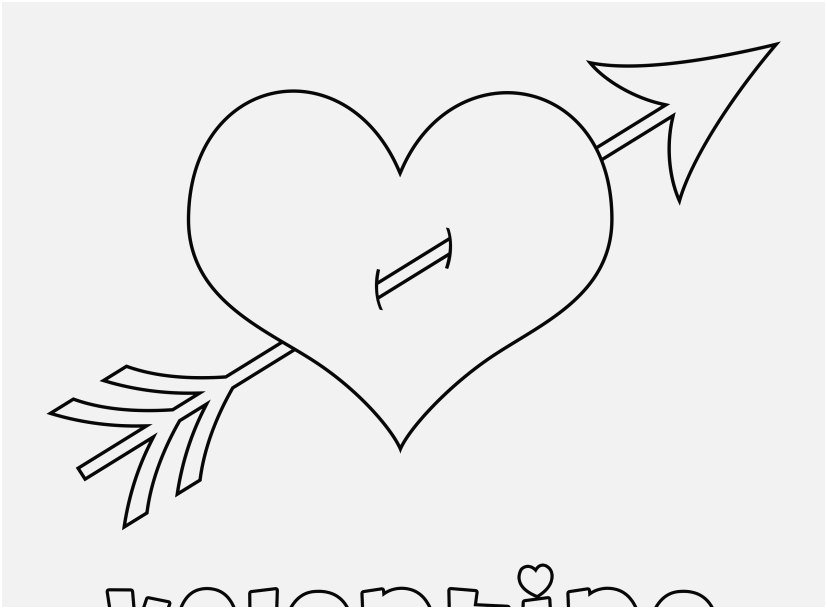 827x609 The Right Shoot Valentines Day Hearts Coloring Pages Beautiful