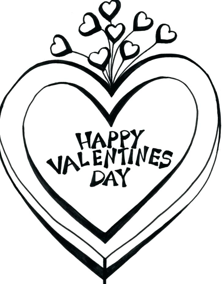 728x926 V Day Coloring Pages Valentines Day Hearts Coloring Pages Medium