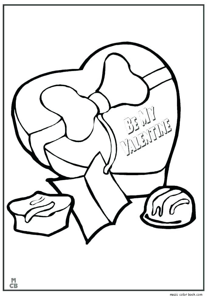 685x975 Valentines Day Coloring Book Valentines Day Online Coloring Pages