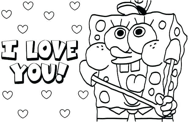 615x401 Valentines Day Online Coloring Pages Valentines Day Online
