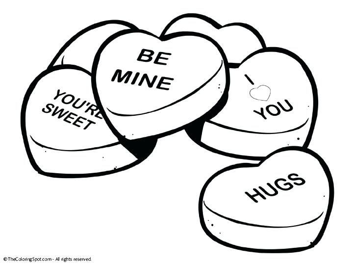720x540 Printable Valentines Day Coloring Pages Free Coloring Pages