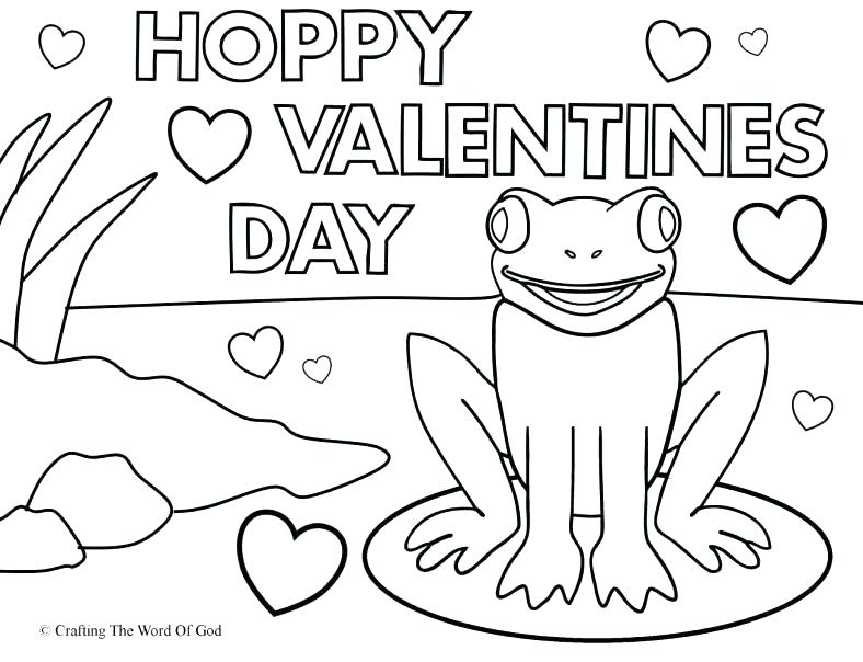 788x604 Colorable Valentines Day Cards Valentines Day Cards Coloring Pages