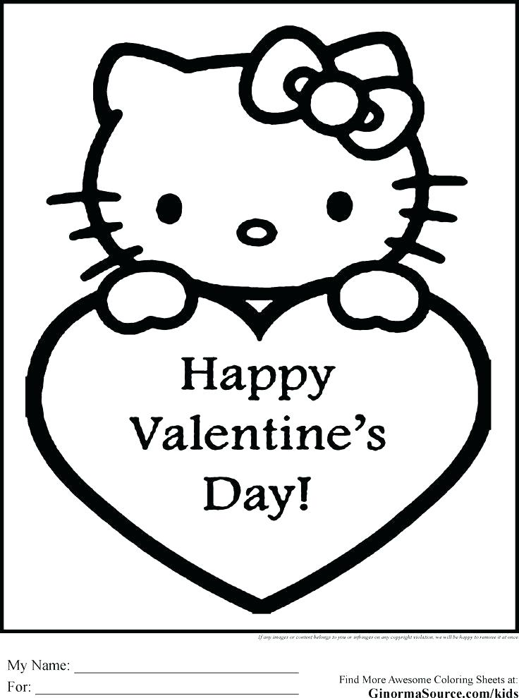 736x990 Valentines Day Printable Coloring Pages Free Printable Valentine