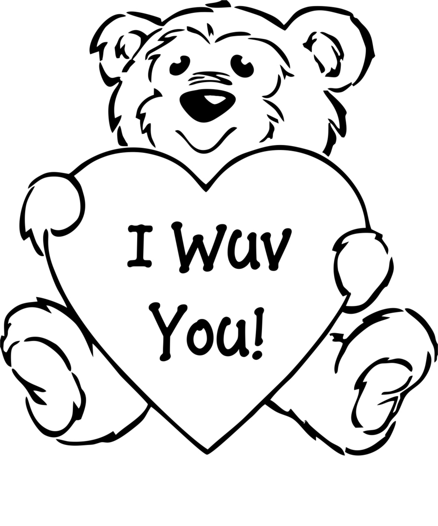 888x1066 Easily Scooby Doo Valentines Coloring Pages Free Printable