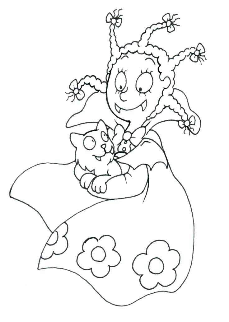 736x1035 Vampire Coloring Pages Unsurpassed Vampire Coloring Pages Many