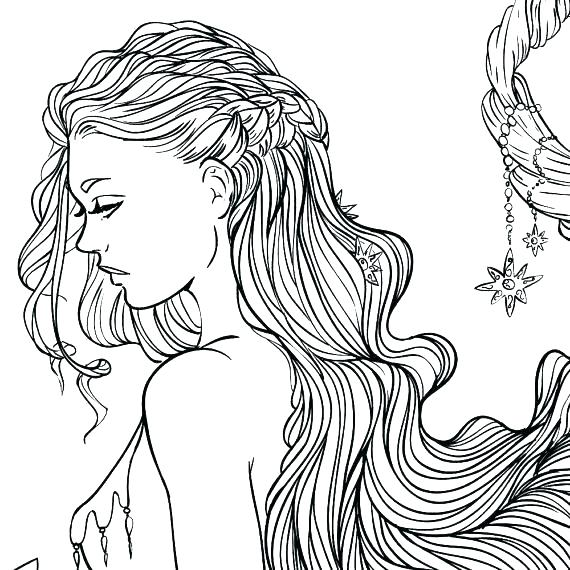 570x570 Vampire Knight Coloring Pages Vampire Coloring Pages Female
