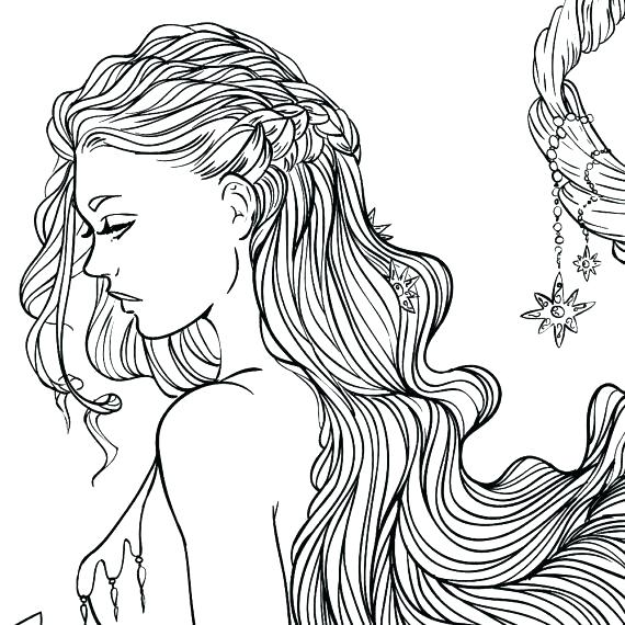 570x570 Vampire Coloring Pages Female Coloring Pages Adult Coloring Page