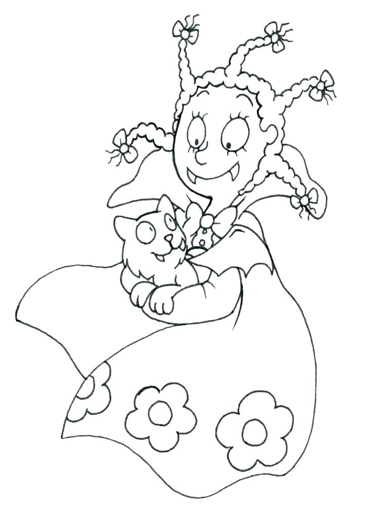 736x1035 Vampire Coloring Pages Vampire Coloring Pages Funny Coloring Anime
