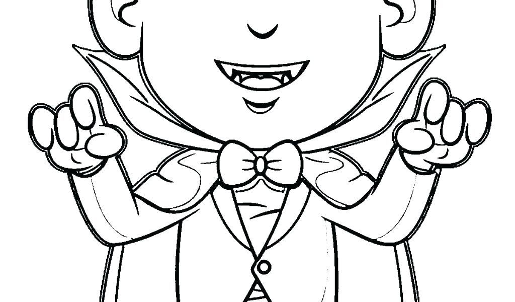 1024x600 Vampire Coloring Pages Simple Re Coloring Pages Best Of For Kids