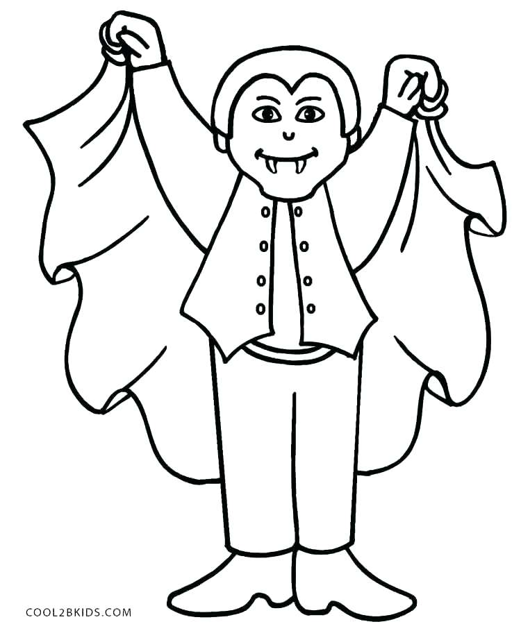 750x909 Vampire Coloring Pages Coloring Ideas Pro