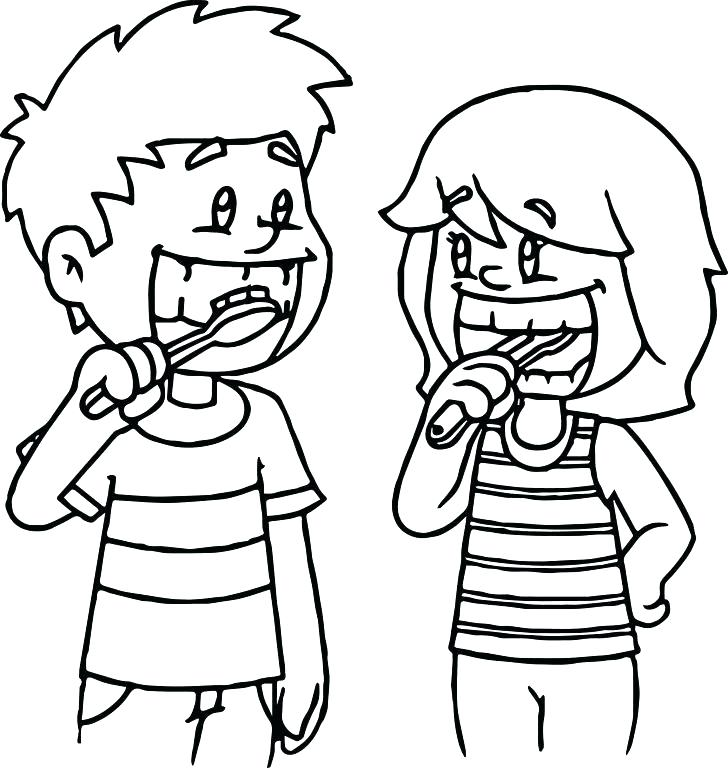 728x768 Dentist Coloring Pages Dental Collection Teeth Vampire