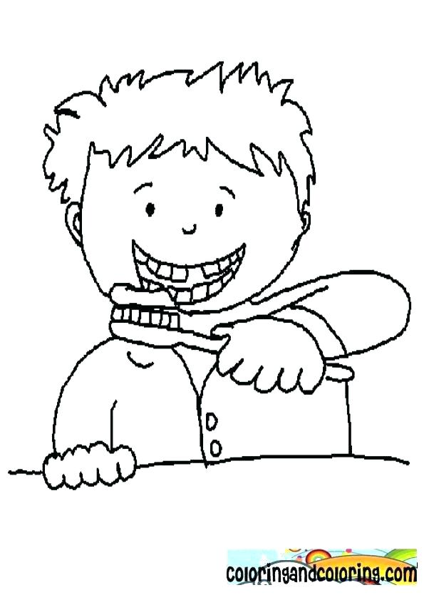 595x842 Teeth Coloring Page Cheap Tooth Coloring Page Image Vampire Teeth