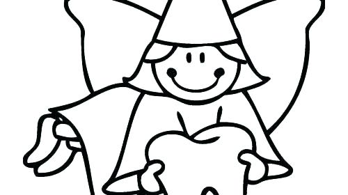 500x280 Brushing Teeth Coloring Pages