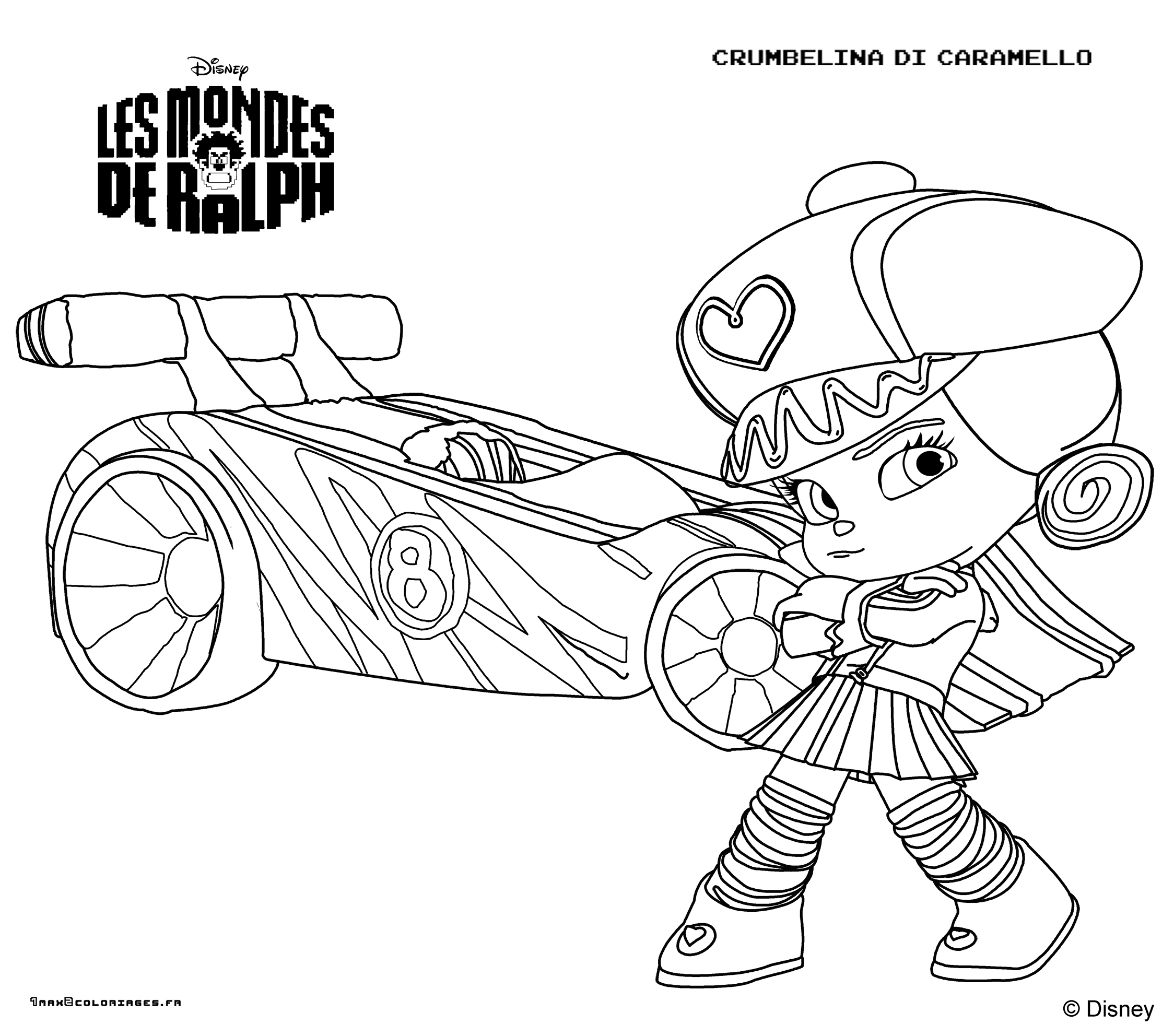 2248x1984 Ralph And Vanellope Coloring Pages For Kids Elegant Wreck It Ralph
