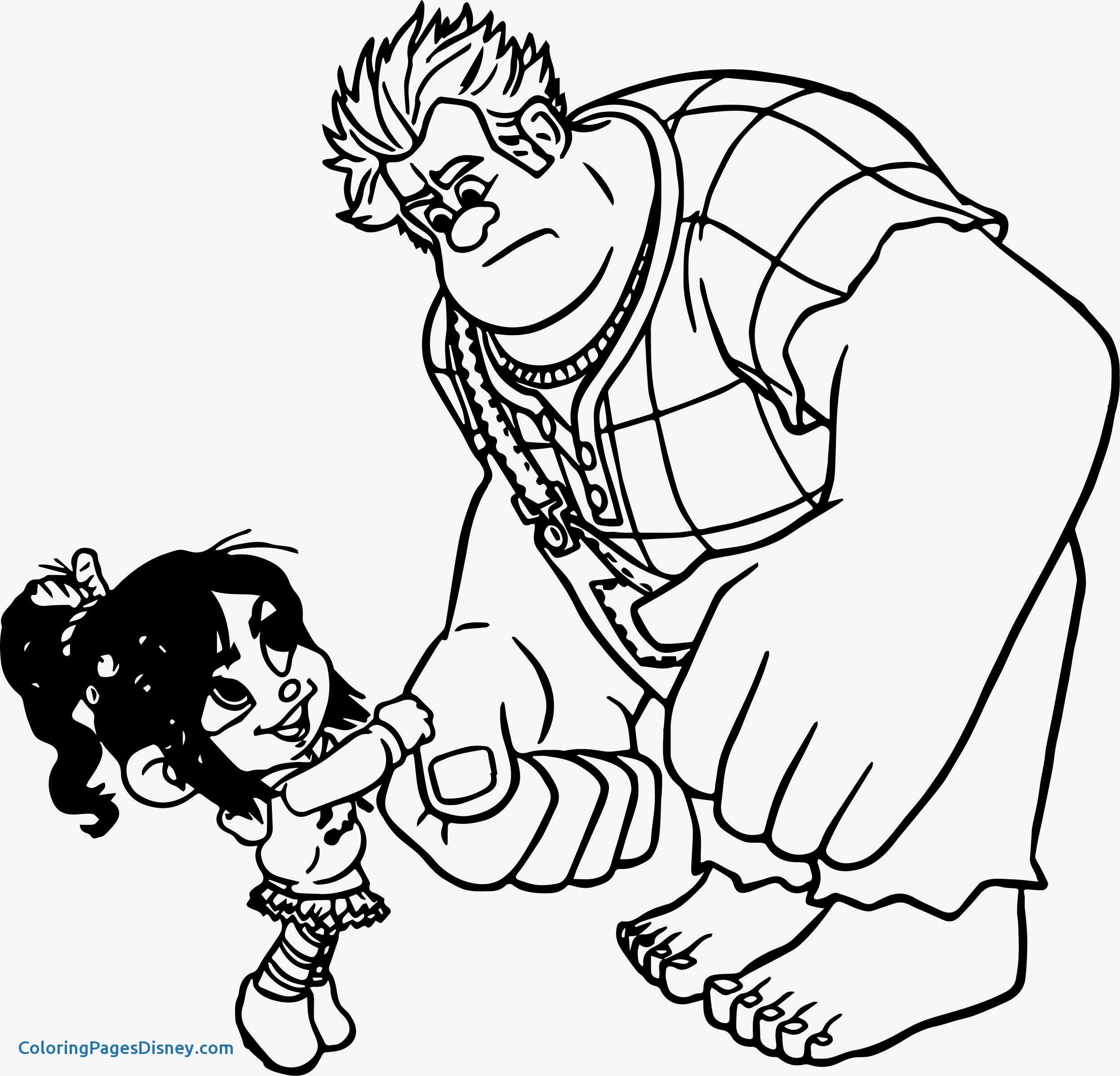 2492x2395 Felix The Cat Coloring Pages Inspirational Ralph And Vanellope