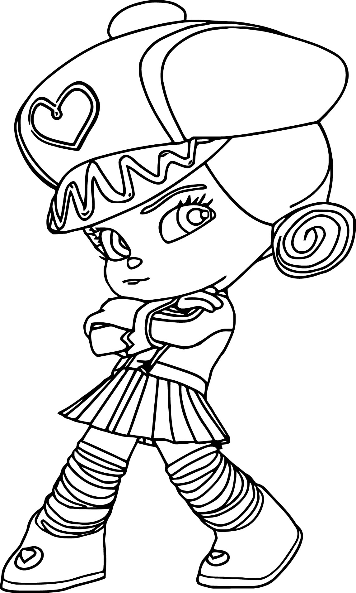 1144x1902 It Ralph Coloring Pages