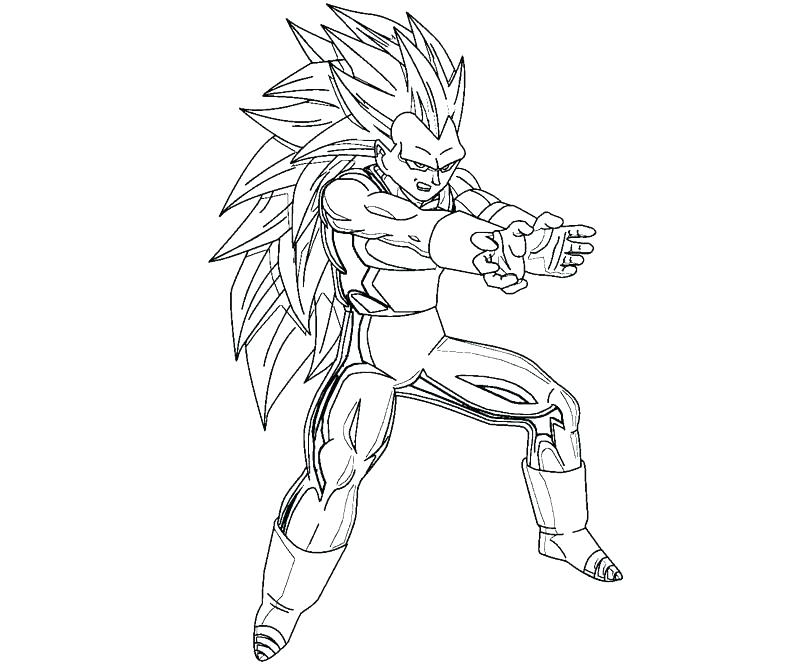 800x667 Super Saiyan Coloring Pages Dragon Ball Z Super Coloring Pages