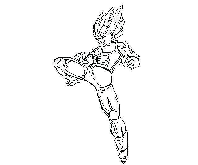 640x533 Goku Coloring Pages Printable Coloring Sheets Coloring Pages