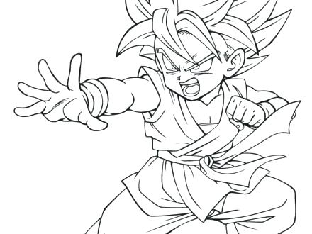 440x330 Vegeta Coloring Pages Amazing Coloring Pages For Coloring Pages