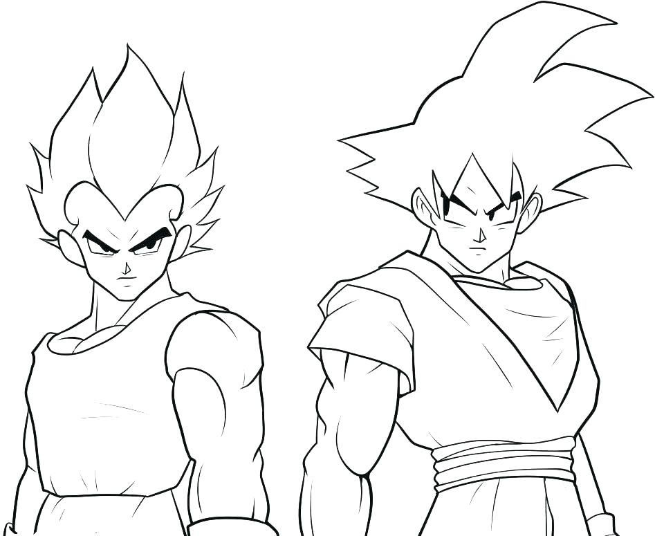 947x775 Vegeta Coloring Pages Coloring Pages Fresh And Coloring Pages
