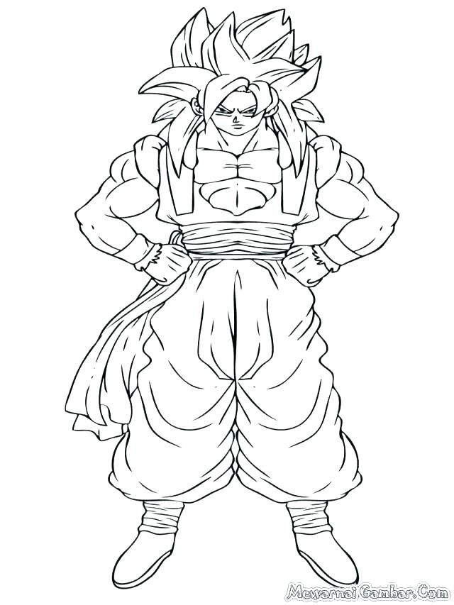 640x853 Vegeta Coloring Pages Coloring Pages Projects To Try Coloring