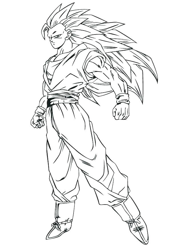 670x867 Vegeta Coloring Pages Dragon Ball Z Coloring Pages Dragon Ball Z