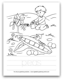 266x336 Child Vegetable Garden, Gardening With Kids, Gardening With Children