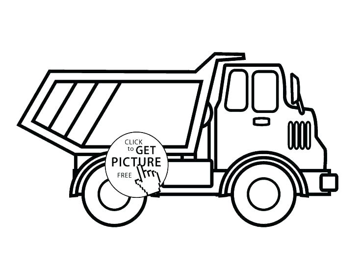 736x552 Coloring Pages Truck Transport Coloring Pages Trucks Pictures