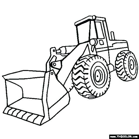 474x474 Construction Truck Coloring Pages Dump Truck Coloring Page