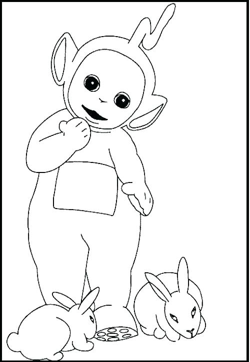 500x722 Pictures Of Rabbits To Color Rabbit Coloring Pages For Kids