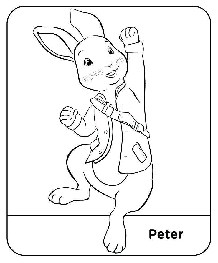 740x892 Velveteen Rabbit Coloring Pages Rabbit Coloring Page Vonsurroquen