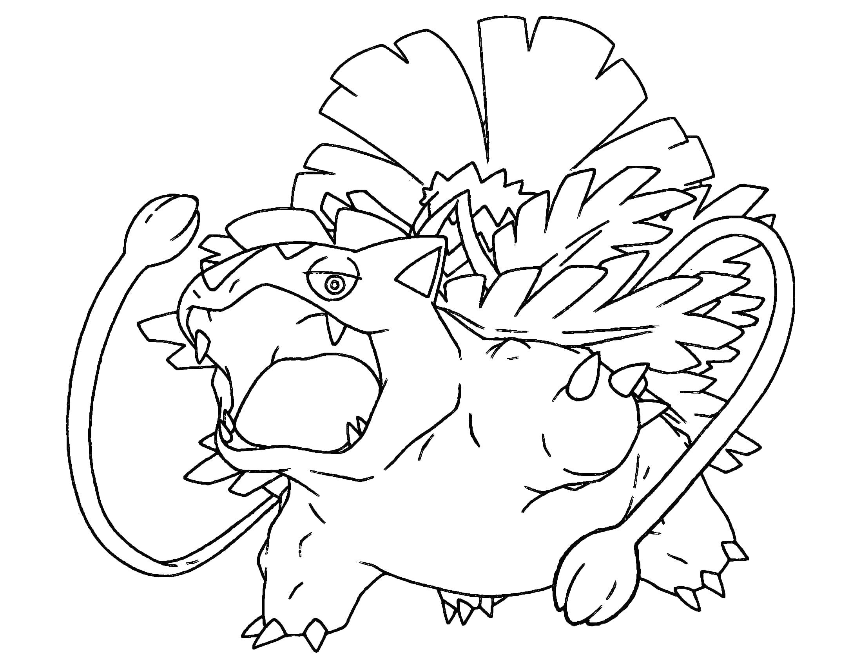 2197x1701 Quickly Venusaur Coloring Pages Pokemon Page Windingpathsart