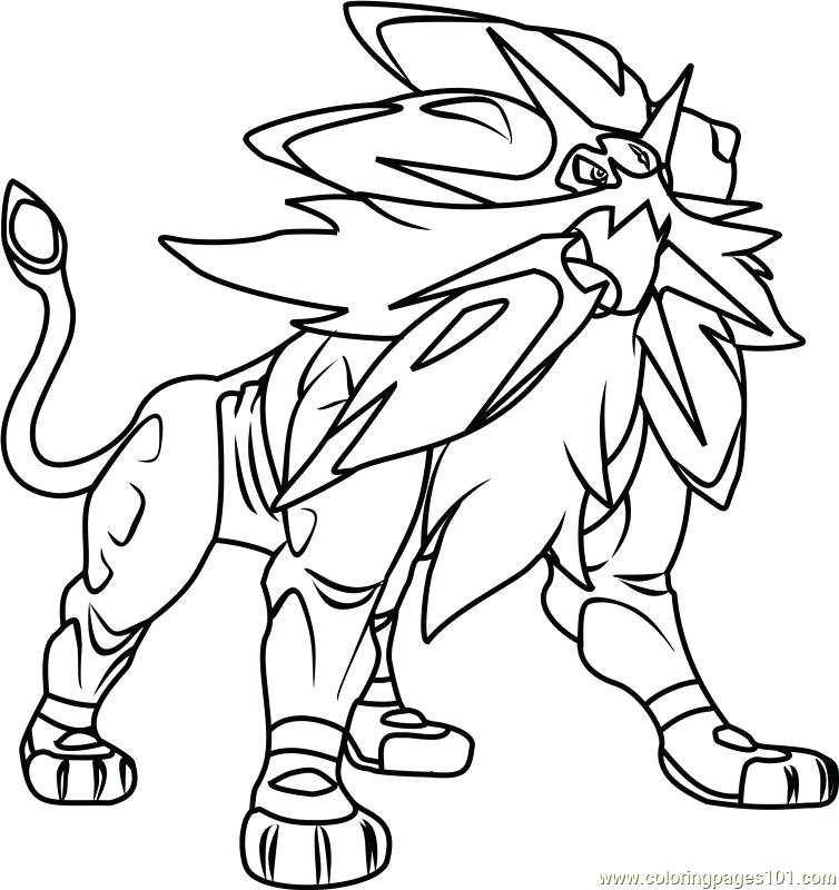 754x800 As Well As Legendary Coloring Page Pokemon Printables Coloring
