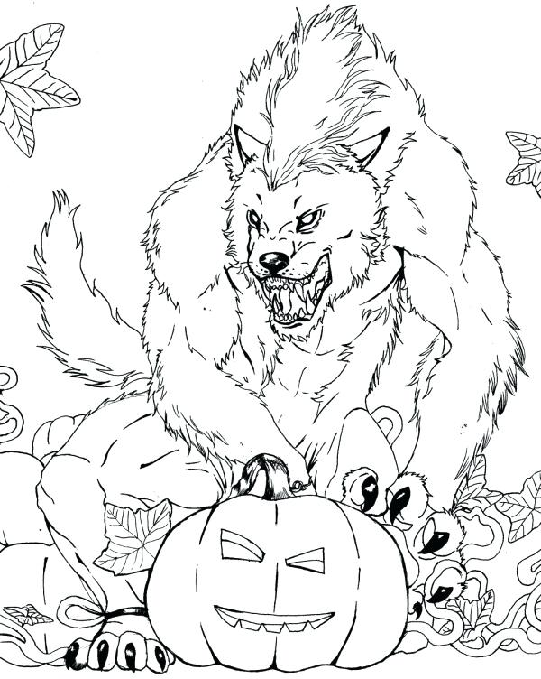 600x752 Detailed Halloween Coloring Pages Coloring Pages For Cats Detailed