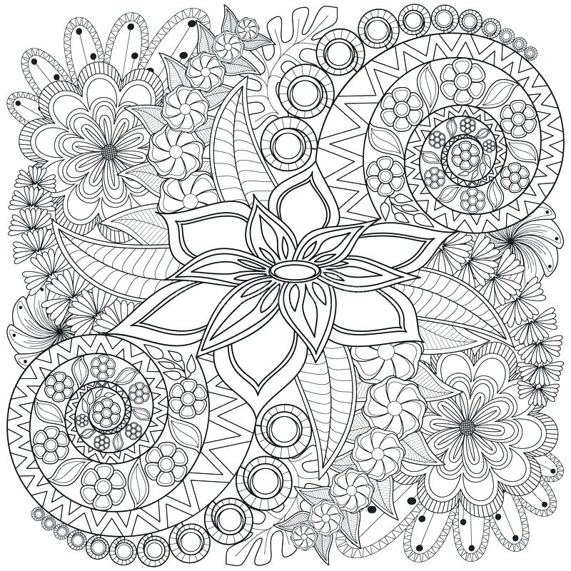 800x800 Detailed Coloring Page Detailed Coloring Pages Really Detailed