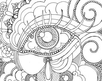 340x270 Steampunk Coloring Pages