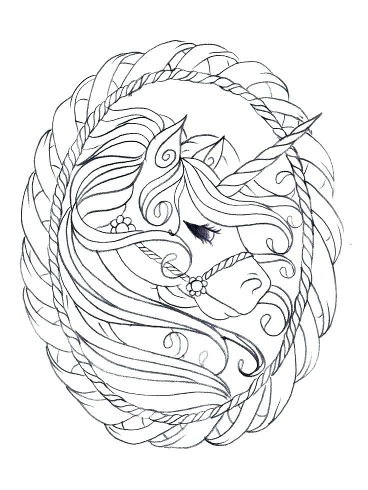 736x980 Coloring Unicorn Unicorn Coloring Paper Together With Unicorn
