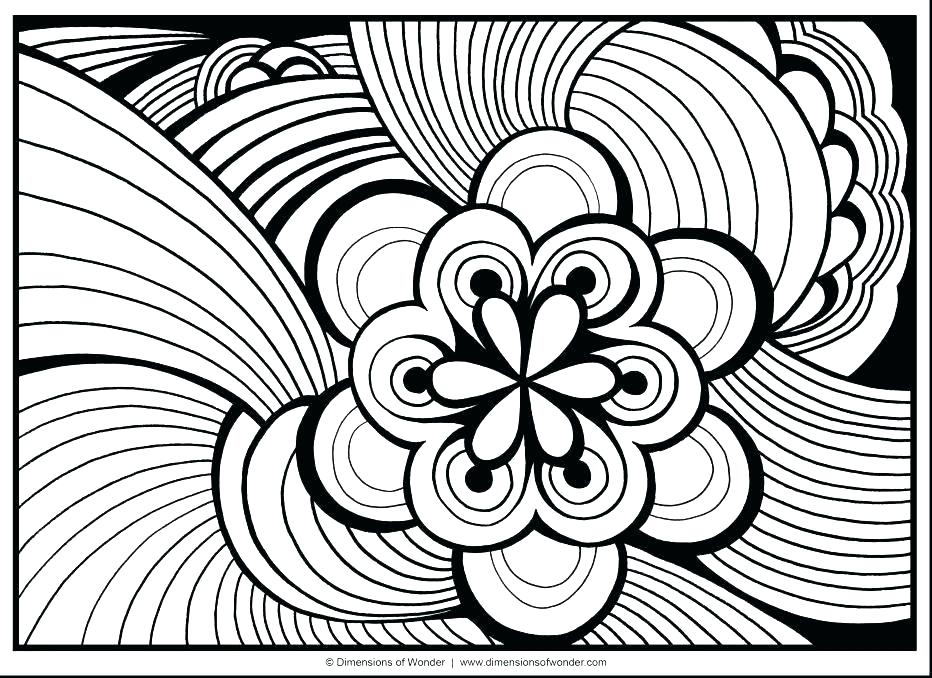932x678 Hard Coloring Pages Egg Hard Coloring Pages For Adults Hard