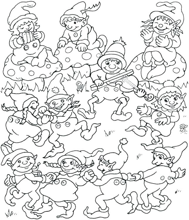 644x748 Difficult Coloring Pages Free Color