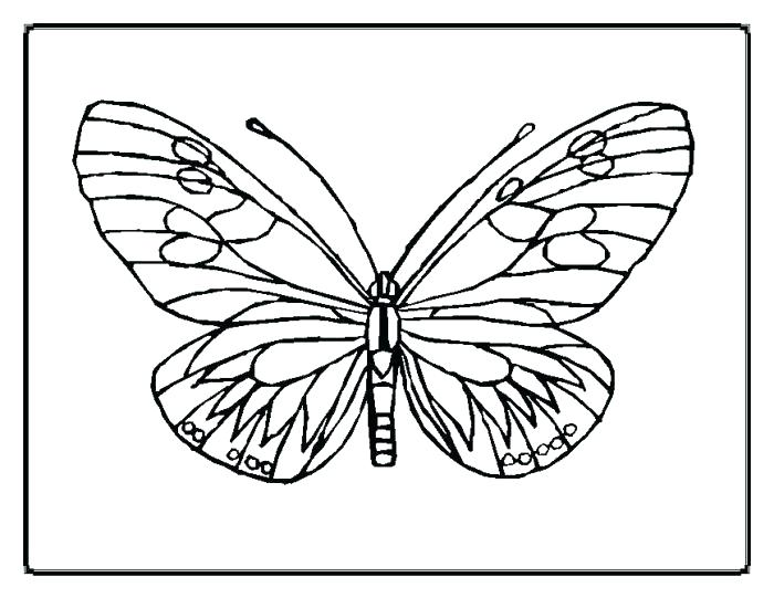700x541 Hungry Caterpillar Coloring Pages Coloring Caterpillar Stylist