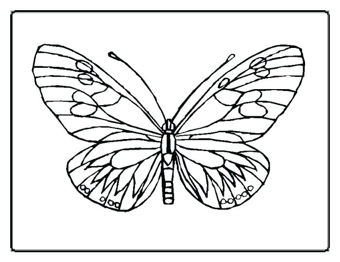 700x541 The Very Hungry Caterpillar Coloring Pages Printables The Very