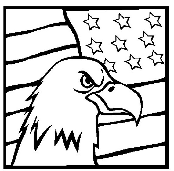 Veterans Coloring Pages