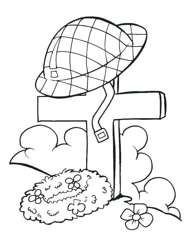 Veterans Coloring Pages To Print At Getdrawings Com Free For