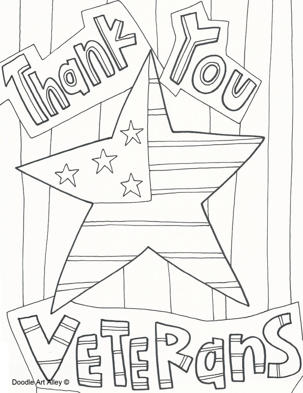 618x800 Thank You Veterans Day Coloring Pages Social Studies