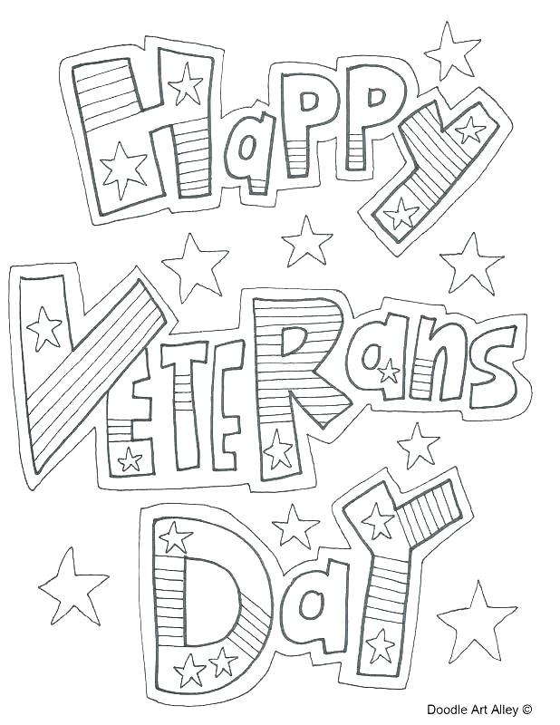 618x800 Veterans Day Coloring Pages For Preschool