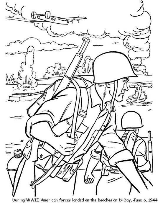 Veterans Day Coloring Pages For Kids at GetDrawings.com ...