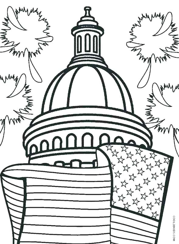 589x800 Veterans Day Coloring Sheet Free Printable Welcome Home Coloring
