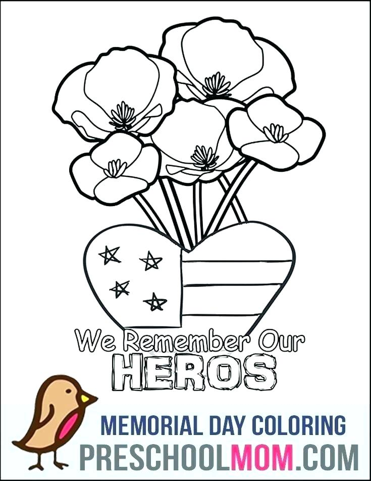 735x952 Free Printable Happy Veterans Day Coloring Pages Veterans Day
