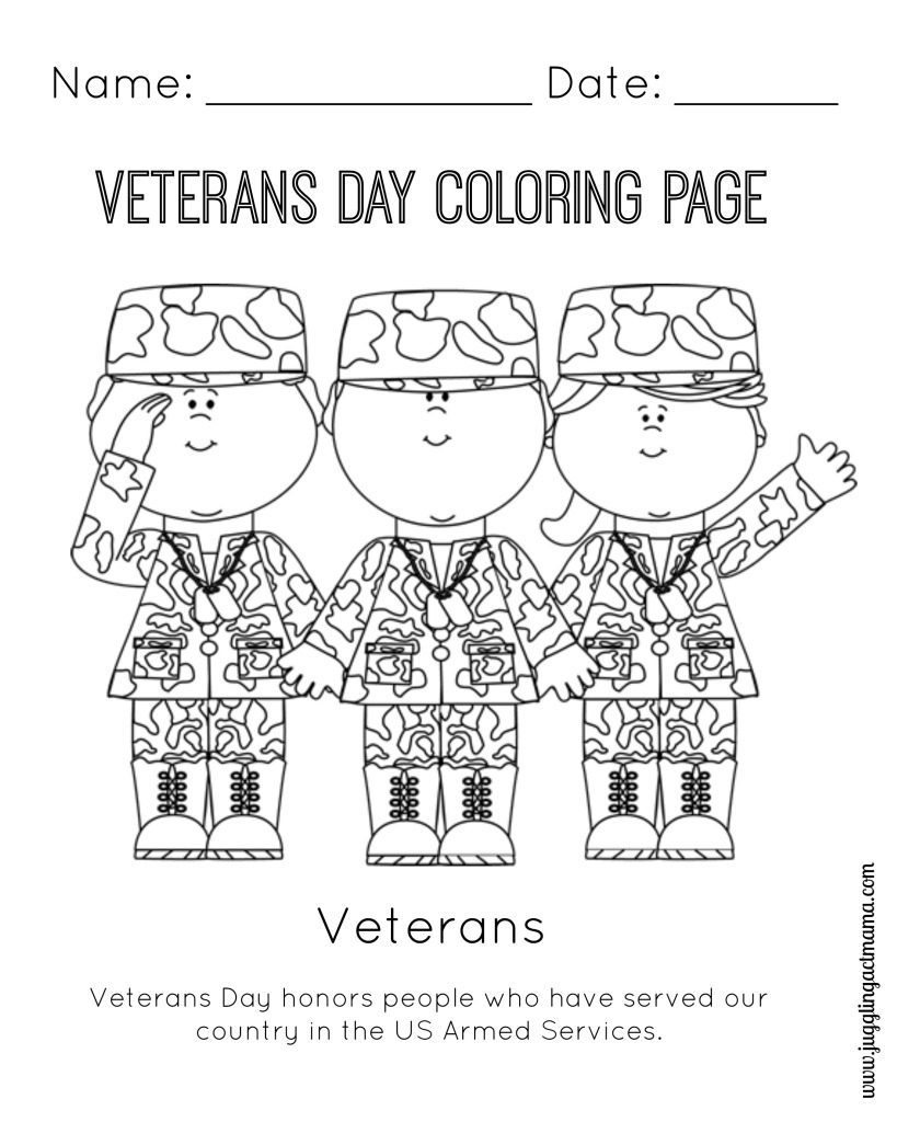 819x1024 Veterans Day Coloring Pictures Gites Loire Valley